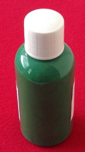 "Computer Matched 50ml Bottle of ""Grass Green"" brush paint for Dinky Toys 30P / 441 Tanker ""CASTROL"""